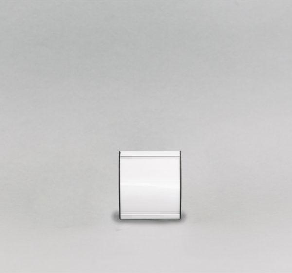 68x75mm durų lentelė numeriui, išgaubto dizaino ir pagaminta iš aliuminio