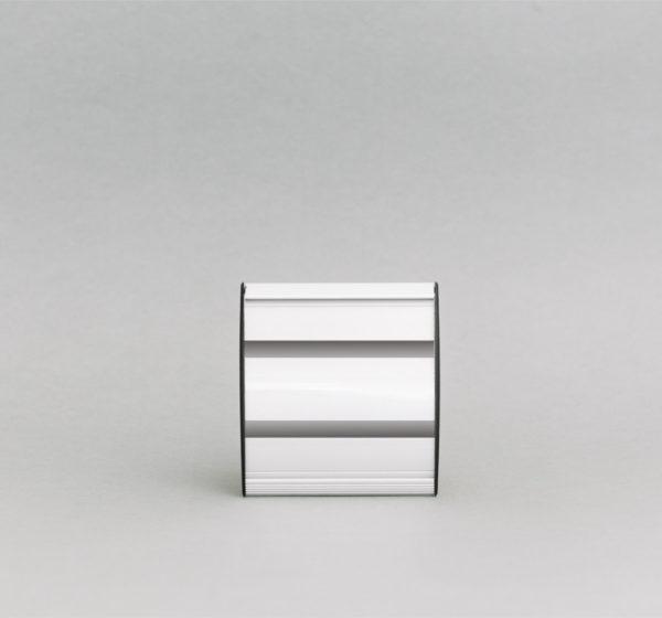 120x106mm durų lentelė numeriui, išgaubto dizaino ir pagaminta iš aliuminio