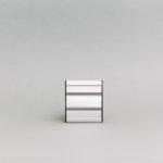 90x74mm durų lentelė numeriui, išgaubto dizaino ir pagaminta iš aliuminio