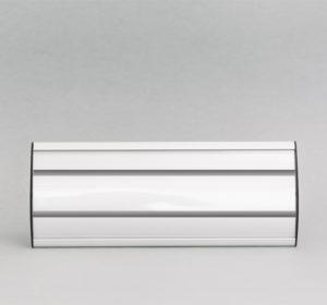120x300mm durų lentelė skyriaus pavadinimui, išgaubto dizaino ir pagaminta iš aliuminio